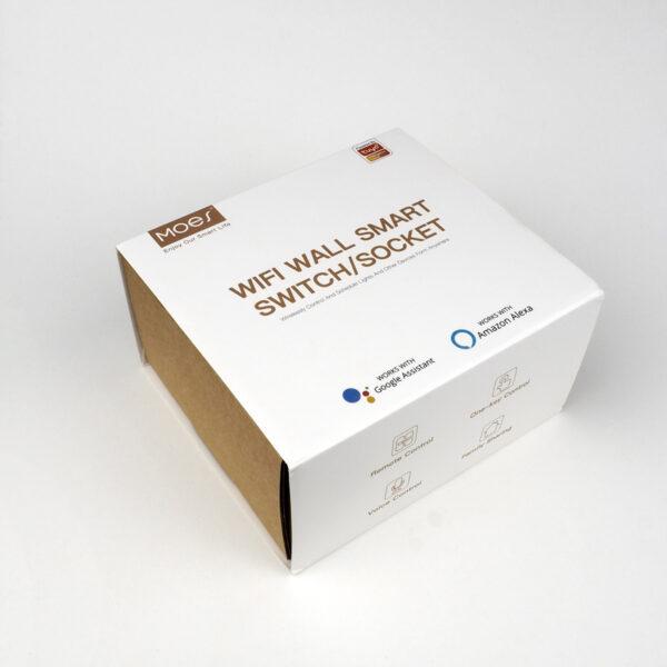 Коробка Wi-Fi розетки