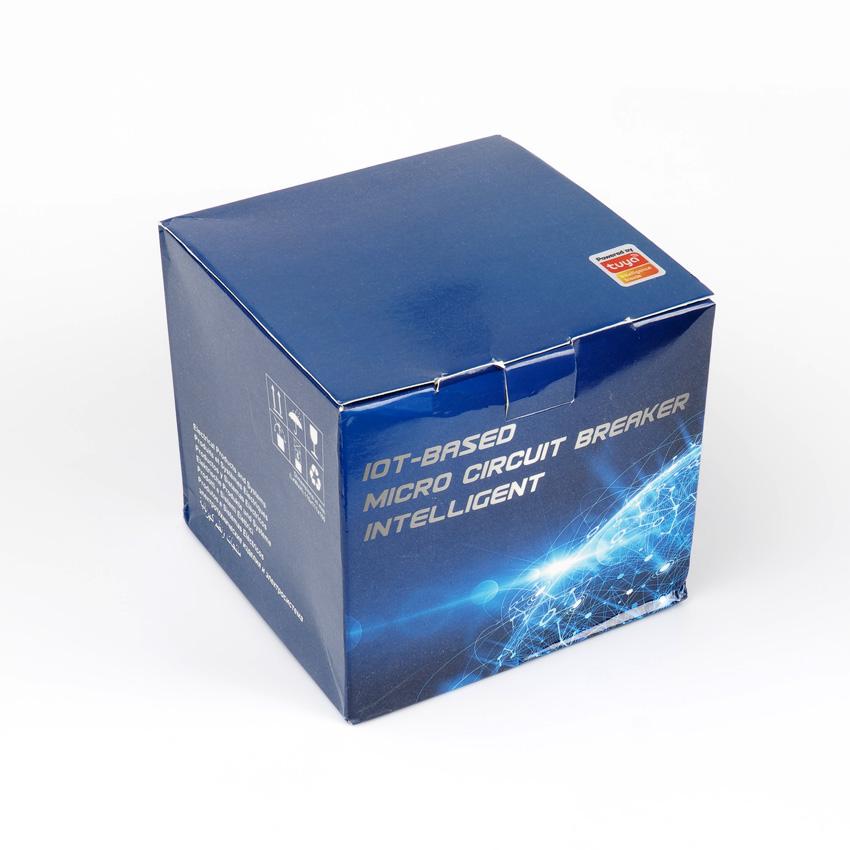 Коробка умного WiFi автомата