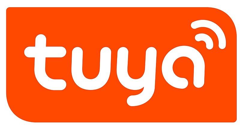 Логотип Tuya